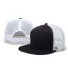 Nón Snapback Cap – Mẫu Nón 005 – Mẫu Nón Snapback Lưới Màu Trắng Đen. 2