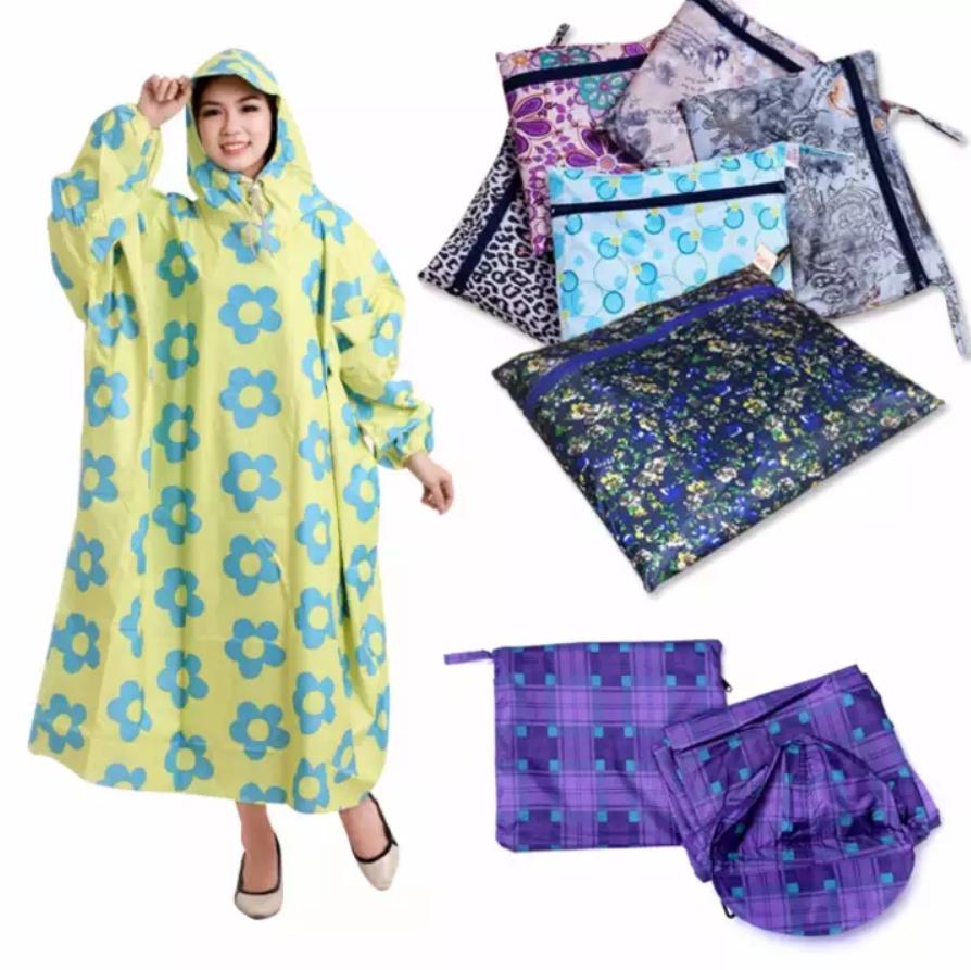 Áo mưa vải dù là loại áo mưa chất lượng cao, bên chắc, sử dụng được rất nhiều lần mà không lo bị hư hỏng.