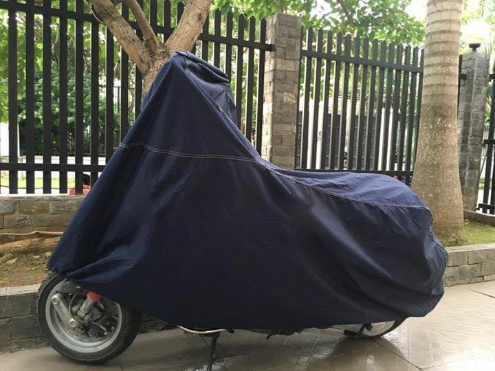 Khả năng chống nước của các loại áo trùm xe là điều hữu dụng nhất của chúng.