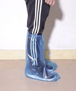 Áo mưa đi mưa dành cho giấy, giúp bọc giầy khi có những cơn mưa bất chợt xảy ra, không làm ẩm mốc gây hư hỏng giầy của bạn