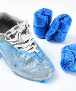 Bọc Trùm Giày Đi Mưa PE – Loại Bọc Giầy Tiện Lợi Cổ Thấp Làm Từ Nhựa PE Tiện Lợi. 5