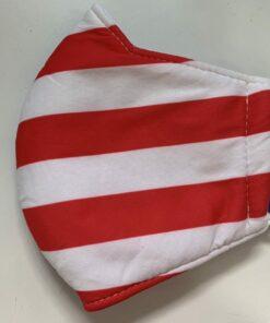 Khẩu Trang 3 Lớp In Cơ Mỹ - Mẫu Cờ Mỹ In Lên Khẩu Trang Được Làm Theo Mẫu Khách Đặt Hàng. 8