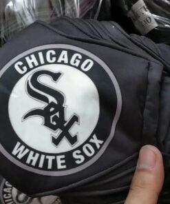 Khẩu Trang Vải 3 Lớp Bang Chicago Nước Mỹ Được Đặt Hàng Theo Yêu Cầu. 11