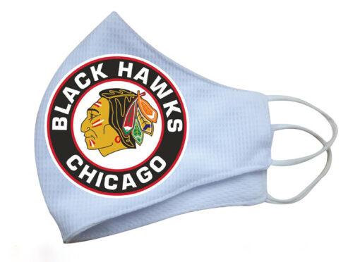 Khẩu Trang Vải 3 Lớp Bang Chicago Nước Mỹ Được Đặt Hàng Theo Yêu Cầu. 8