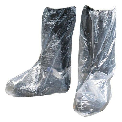 Ủng đi mưa tiện lợi - Loại ủng đi mưa đơn giản dùng một lần. 3