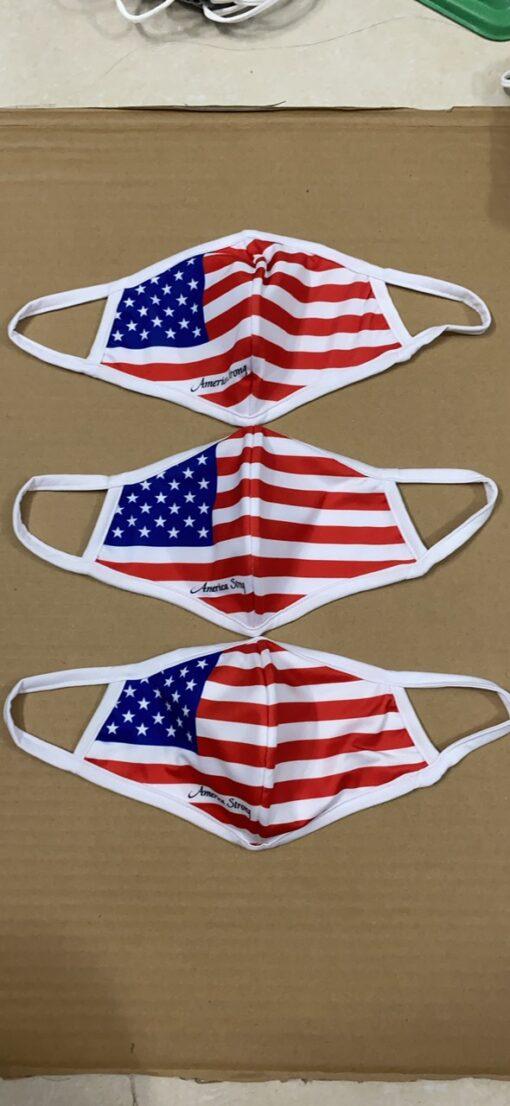7 Mẫu Khẩu Trang Cờ Mỹ – Mẫu Khẩu Trang Vải 2 Lớp & 3 Lớp Cờ Mỹ Được Nhiều Người Lựa Chọn 5