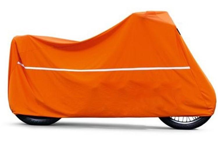 Một số loại áo trùm xe chỉ được sản xuất với kích thước phù hợp dành riêng cho mẫu xe đó mà thôi. Vi dụ như: áo trùm xe máy SH, áo trùm xe máy Exciter, áo trùm xe máy Vision....