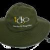 Mũ Tai Bèo Ido – Loại Nón Tai Bèo Xanh lá Cây Chuối in Logo theo yêu cầu. 1