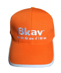 Nón Kết Cty VN Travel - Loại Mũ Lưỡi Trai Màu Xanh Nhạt Được Thêu Logo Cty Theo Yêu Cầu. 13