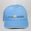 Nón Kết Cty Việt Tourist - Loại Mũ Lưỡi Trai Màu Xanh Được Thêu Logo Cty Theo Yêu Cầu. 1