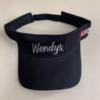 Nón Nữa Đầu Wendy's – Loại Nón Đơn Giản May Và Thêu Theo Yêu Cầu Của Khách Hàng. 1
