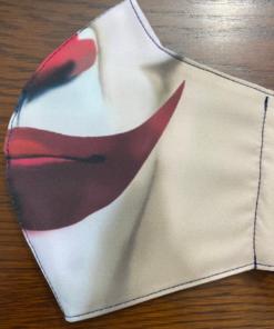 Khẩu Trang 3 Lớp In 3D – Mẫu Khẩu Trang In 3D Mặt Cười Joker HALLOWEEN Theo Yêu Cầu. 6