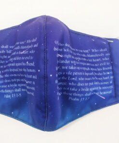 Khẩu Trang 3 Lớp In 3D – Mẫu Khẩu Trang In Kinh Thánh Được Nhà Thờ MỸ Đặt Hàng. 7