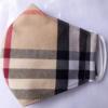Khẩu Trang Vải 3 Lớp – Mẫu Khẩu Trang Vải Caro May Theo Yêu Cầu, SIZE Lớn. 1