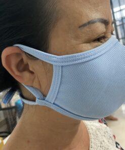 Xưởng May Khẩu Trang Vải Kháng Khuẩn, 3D Polly Mask Số Lượng Lớn tại TPHCM 47