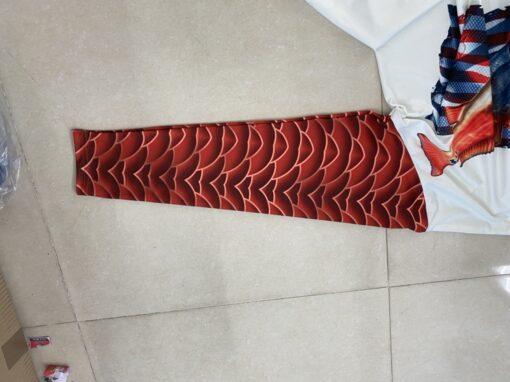 Áo Thun Co Giãn 4 Chiều - Mẫu Áo Thun Co Giãn 4 Chiều In FISHING USA Theo Yêu Cầu Xuất Khẩu. 7